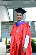 护理学院院长在菲律宾高等教育委员会网络研讨会上讨论灵活的替代学