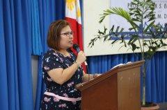 """菲律宾中央大学RCECC举办 """"数字存在 """"提升研讨会"""