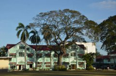 菲律宾中央大学校园宿舍是如何应对疫情的?