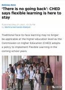 CHED主席:菲律宾高校将暂不恢复面对面授课